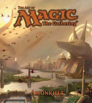 Carte Art of Magic: The Gathering - Amonkhet James Wyatt