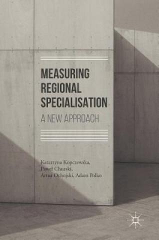 Measuring Regional Specialisation