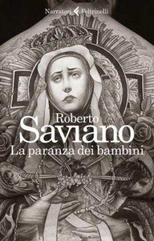 Kniha La paranza dei bambini Roberto Saviano