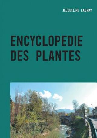 Carte Encyclopédie des plantes Jacqueline Launay