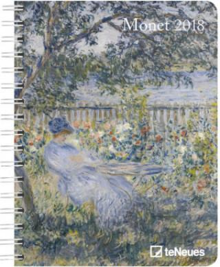 Monet 2018 Diary