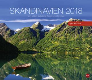Skandinavien Globetrotter - Kalender 2018
