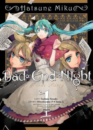 Hatsune Miku: Bad End Night