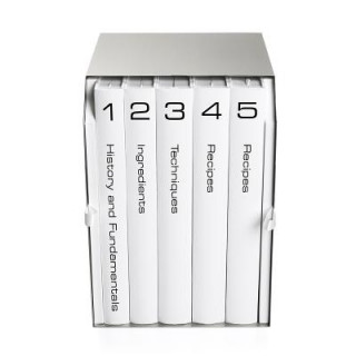 Modernist Bread, 5 Bände
