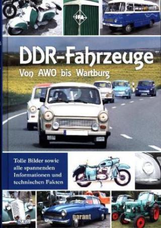 Könyv DDR-Fahrzeuge