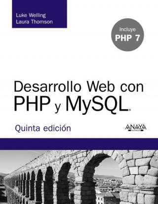 Carte Desarrollo Web con PHP y MySQL. Quinta Edición