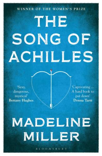 Carte Song of Achilles Madeline Miller