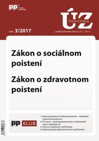 UZZ 3/2017 Zákon o sociálnom poistení, Zákon o zdravotnom poistení