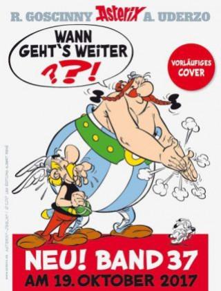 Carte Asterix in Italien Jean-Yves Ferri