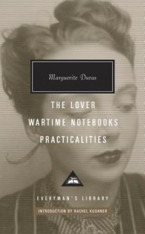 Carte Lover, Wartime Notebooks, Practicalities Marguerite Duras