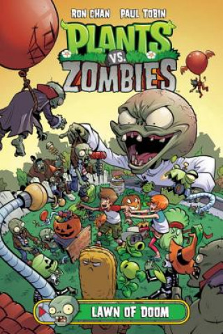 PLANTS VS ZOMBIES V08 LAWN OF
