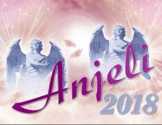 Anjeli 2018 - stolný kalendár