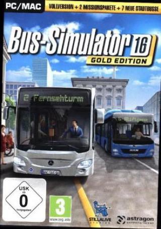 Digital Bus-Simulator 16, 1 DVD-ROM (Gold Edition)