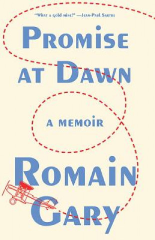 Kniha Promise at Dawn Romain Gary