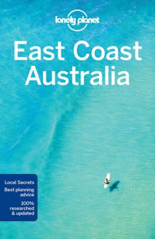Carte Lonely Planet East Coast Australia Lonely Planet
