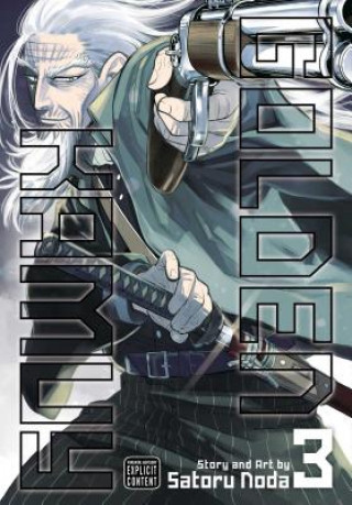 GOLDEN KAMUY VOL 3