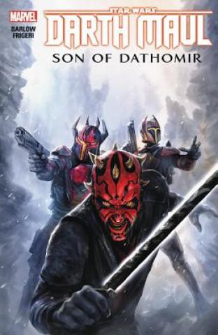 Carte Star Wars: Darth Maul - Son Of Dathomir Jeremy Barlow