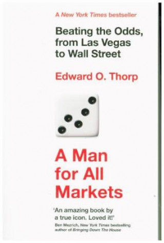 Kniha Man for All Markets Edward O. Thorp