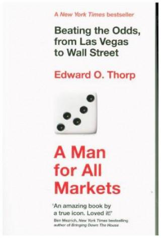Könyv Man for All Markets Edward O. Thorp