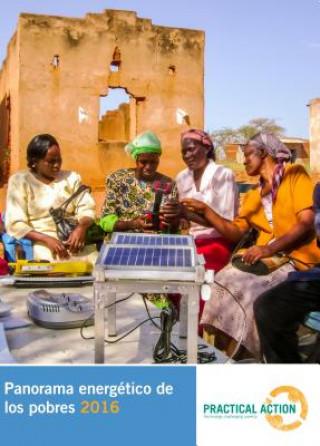 Carte Panorama energetico de los pobres 2016 Practical Action