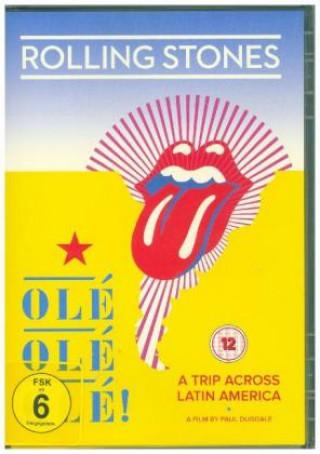 Ole Ole Ole!-A Trip Across Latin America (DVD)