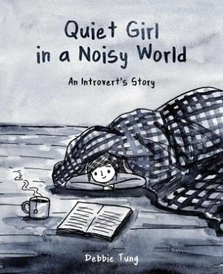 Carte Quiet Girl in a Noisy World Debbie Tung