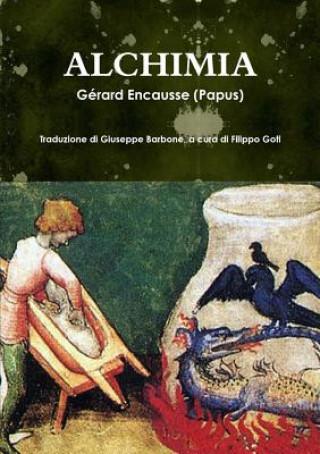Carte Alchimia Gérard Encausse-Papus