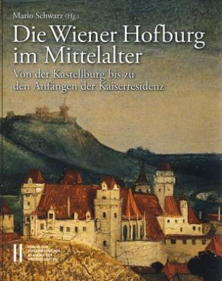 Kniha Die Wiener Hofburg im Mittelalter Mario Schwarz