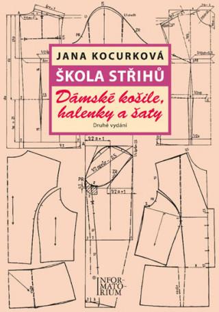 Škola střihů Dámské košile, halenky a šaty