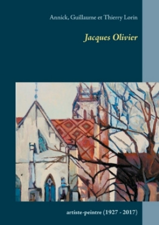 Carte Jacques Olivier Annick Lorin