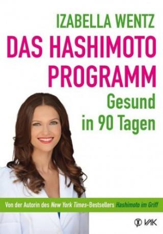 Carte Das Hashimoto-Programm Izabella Wentz