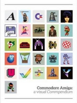 Kniha Commodore Amiga: a visual Commpendium Andy Roberts