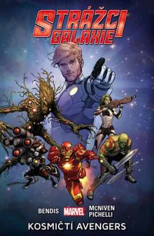 Strážci galaxie Kosmičtí Avengers
