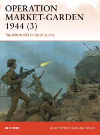 Carte Operation Market-Garden 1944 (3) Ken Ford