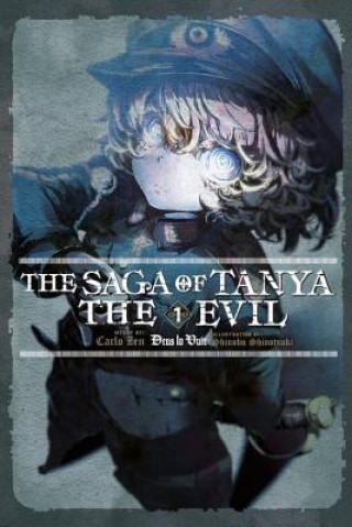 SAGA OF TANYA THE EVIL VOL 1 (Light Novel)