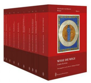 Könyv Hildegard von Bingen: Werke Hildegard von Bingen