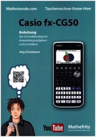 Carte Casio fx-CG50 Anleitung Jörg Christmann
