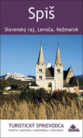 Tatry a Spiš Turistický sprievodca