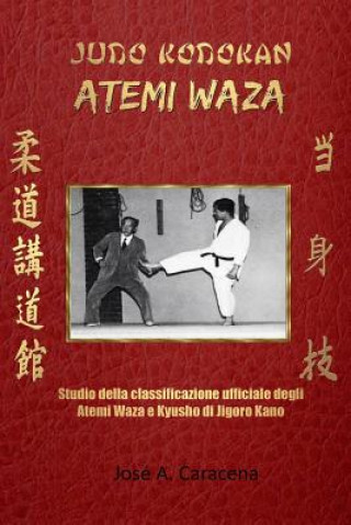 Carte Judo Kodokan Jose a. Caracena