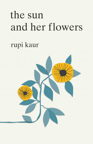 Carte Sun and Her Flowers RUPI KAUR