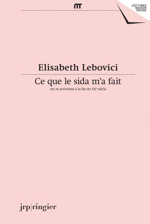 Carte Elisabeth Lebovici Elisabeth Lebovici