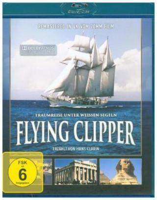 Flying Clipper-Traumreise unter weiáen Segeln