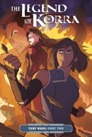 LEGEND OF KORRA TURF WARS PART