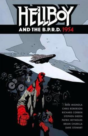 HELLBOY & THE BPRD 1954