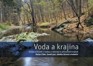 Kniha Voda a krajina Václav