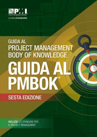 Kniha Guida al Project Management Body of Knowledge (guida al PMBOK) Project Management Institute