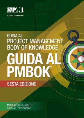 Könyv Guida al Project Management Body of Knowledge (guida al PMBOK) Project Management Institute