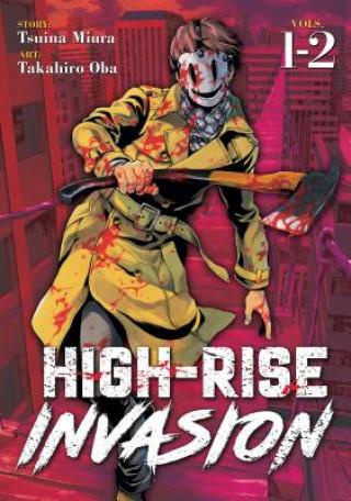 Carte High-Rise Invasion Vol. 1-2 Tsuina Miura