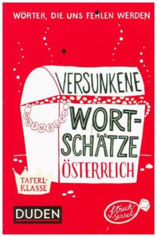 Versunkene Wortschätze Österreich