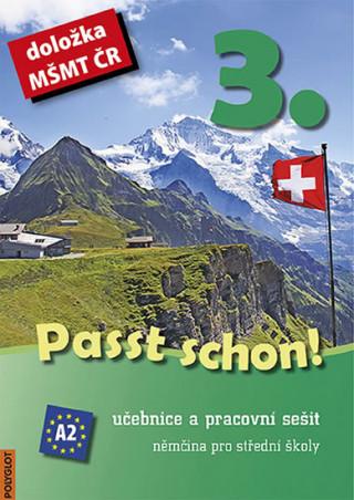 Carte Passt schon! 3. neuvedený autor